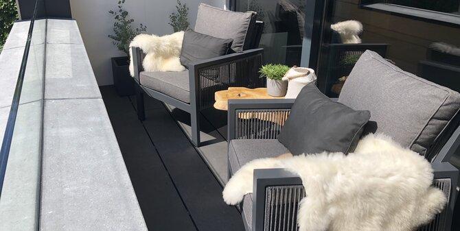 Design loungestoelen