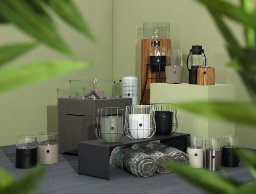 Nieuwe collectie tuinaccessoires